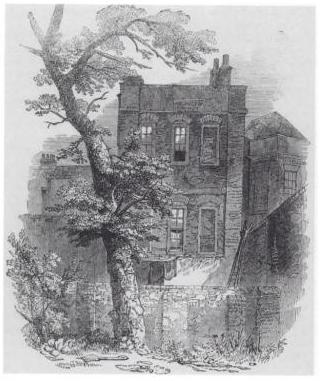 John Milton's house