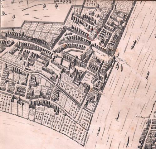 Newcourt map